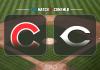 Chicago Cubs vs Cincinnati Reds