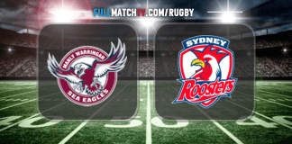 Manly-Warringah Sea Eagles vs Sydney Roosters