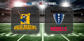 Highlanders vs Melbourne Rebels