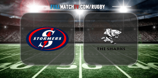 Stormers vs The Sharks