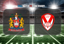 Wigan Warriors vs St Helens RL