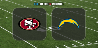 San Francisco 49ers vs Los Angeles Chargers