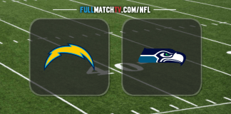 Los Angeles Chargers vs Seattle Seahawks