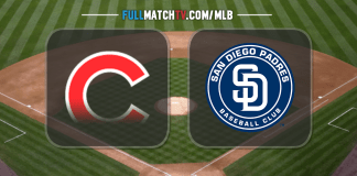 Chicago Cubs vs San Diego Padres