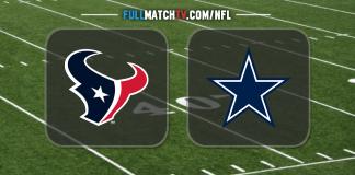 Houston Texans vs Dallas Cowboys