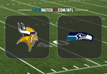 Minnesota Vikings vs Seattle Seahawks