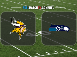 Minnesota Vikings vs Seattle Seahawks
