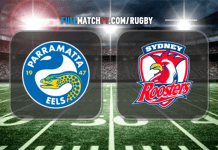 Parramatta Eels vs Sydney Roosters