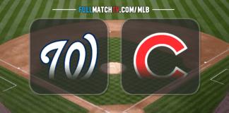 Washington Nationals vs Chicago Cubs