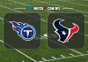 Tennessee Titans vs Houston Texans
