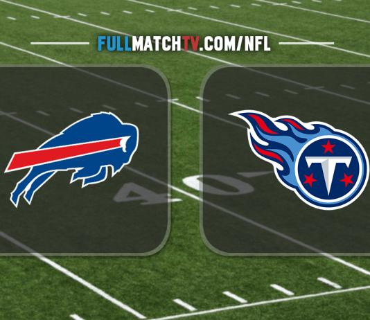 Buffalo Bills vs Tennessee Titans
