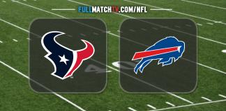 Houston Texans vs Buffalo Bills