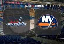 Washington Capitals vs New York Islanders