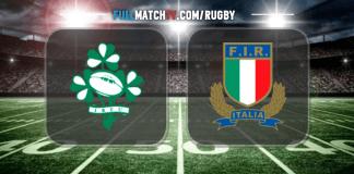 Ireland vs Italy