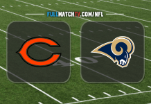 Chicago Bears vs Los Angeles Rams