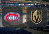 Montreal Canadiens vs Vegas Golden Knights