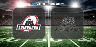Edinburgh vs Glasgow Warriors