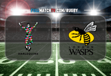 Harlequins vs London Wasps