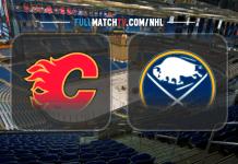 Calgary Flames vs Buffalo Sabres