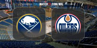 Buffalo Sabres vs Edmonton Oilers