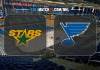 Dallas Stars vs St Louis Blues
