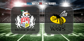 Bristol Rugby vs London Wasps