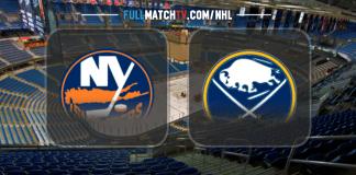 New York Islanders vs Buffalo Sabres