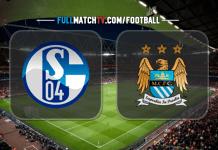 Schalke 04 vs Manchester City