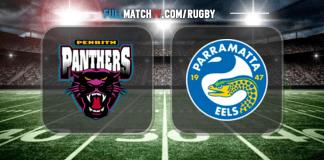 Penrith Panthers vs Parramatta Eels