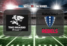 The Sharks vs Rebels