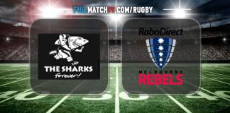 The Sharks vs Rebels