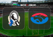 Collingwood Magpies vs Western Bulldogs
