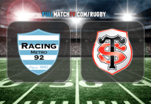 Racing 92 vs Toulouse