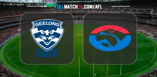 Geelong Cats vs Western Bulldogs