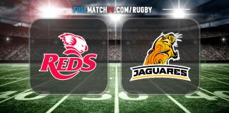 Reds vs Jaguares