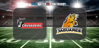 Crusaders vs Jaguares