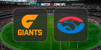 GWS Giants vs Western Bulldogs