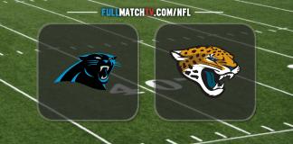 Carolina Panthers vs Jacksonville Jaguars