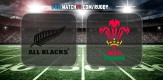 New Zealand vs Wales