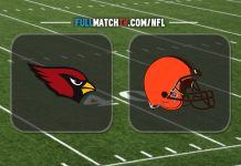 Arizona Cardinals vs Cleveland Browns