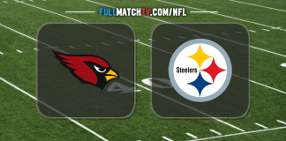 Arizona Cardinals vs Pittsburgh Steelers