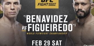 UFC Fight Night 169 - Benavidez vs Figueiredo