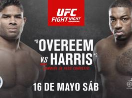 UFC Fight Night 172: Overeem vs. Harris