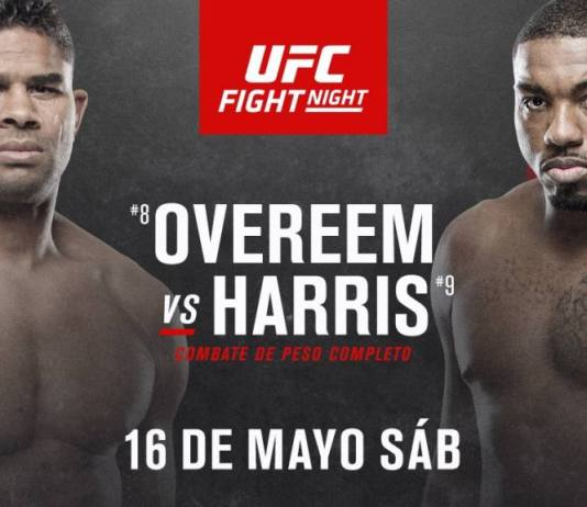 UFC Fight Night 172: Overeem vs. Harris