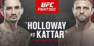 UFC on ABC Holloway vs Kattar