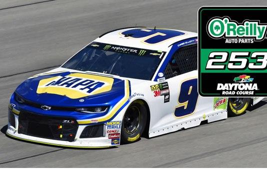 NASCAR O'Reilly Auto Parts 253