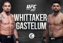 Whittaker vs Gastelum