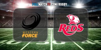 Western Force vs Reds