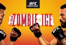 UFC on ESPN Zombie vs Ige