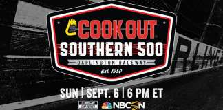 NASCAR Cook Out Southern 500